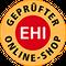 Dieser Shop ist von EHI zertifiziert